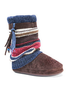 MUK LUKS® Womens Riley Slippers