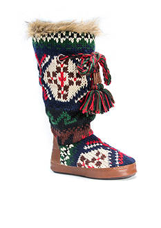 MUK LUKS® Womens Grace Slippers