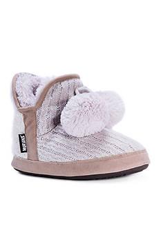 MUK LUKS Womens Pennley Slippers