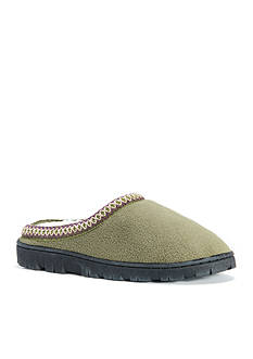 MUK LUKS Women's Fleece Clog Slippers