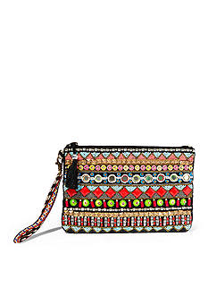 Big Buddha Beaded Wristlet