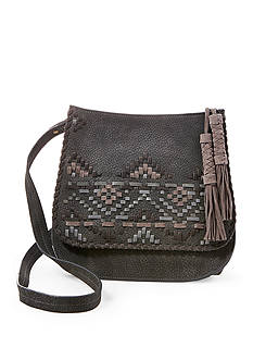 STEVEN Multicolor Whipstitch Crossbody