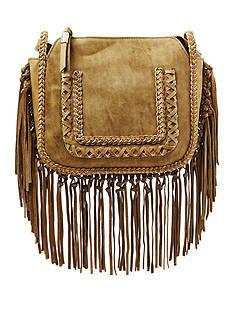 STEVEN Fringe Crossbody Bag