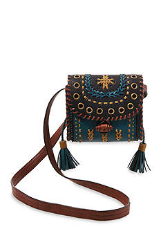 STEVEN Mini Saddle Crossbody
