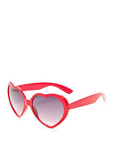 Red Camel Heart Shaped Sunglasses