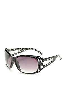 Red Camel® Square Bling Over Animal Sunglasses