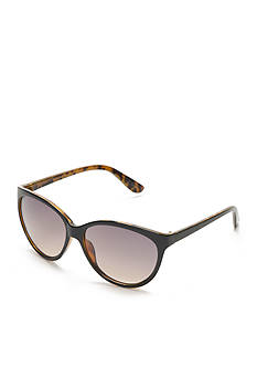 Red Camel Cat Eye Tortoise and Blue Sunglasses