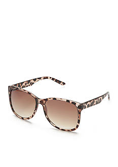 Red Camel Glam Tortoise Sunglasses