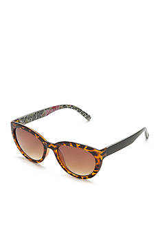 Red Camel® Cateye Tortoise Sunglasses