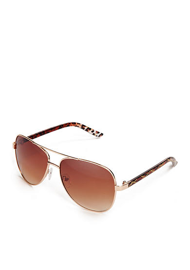 Red Camel® Metal Aviator Sunglasses