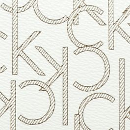 Handbags & Accessories: Totes & Shoppers Sale: Almond/Khaki/Camel Calvin Klein Monogram Shopper