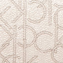 Handbags & Accessories: Totes & Shoppers Sale: Champagne Metallic Calvin Klein Monogram Shopper