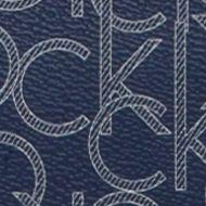 Shoulder Bags: Navy Calvin Klein Hudson Satchel