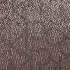White Handbags: Texture Brown Brown Calvin Klein Key Item Monogram Crossbody