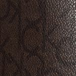 Calvin Klein Handbags & Accessories Sale: Brown/Brown/Dark Brown Calvin Klein Novelty Monogram Tote