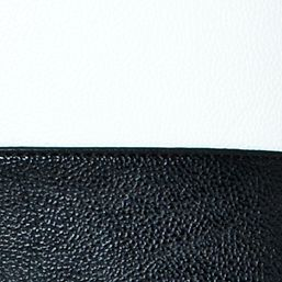 Calvin Klein Accessories: White Combo Calvin Klein Novelty PVC Reversible Tote