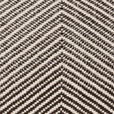 Handle and Tote Bags: Black/White Chevron Calvin Klein Florence Tote