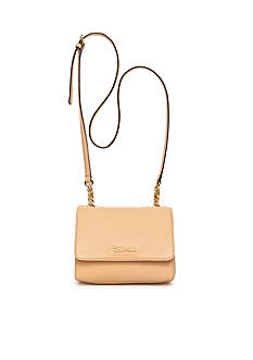 Calvin Klein Harlow Pebble Leather Crossbody Bag