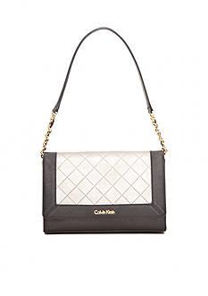 Calvin Klein Key Items Saffiano/Fara Demi