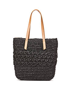 New Directions® Straw Tote