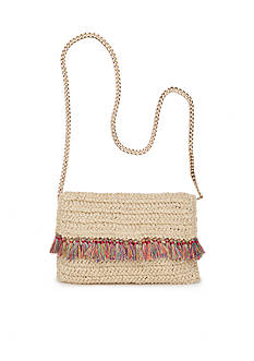 New Directions Fringe Crossbody