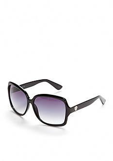 Vince Camuto Plastic Glam Sunglasses
