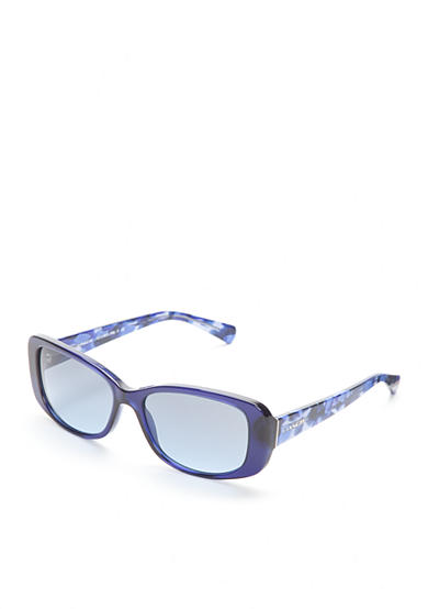 COACH Rectangle Sunglasses