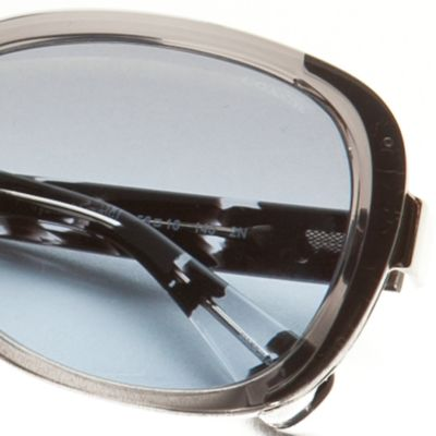 Handbags & Accessories: Coach Designer Sunglasses: Dark Gray COACH Small Square Sunglasses