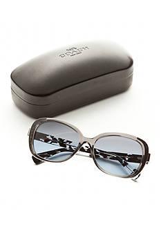 COACH Small Square Sunglasses