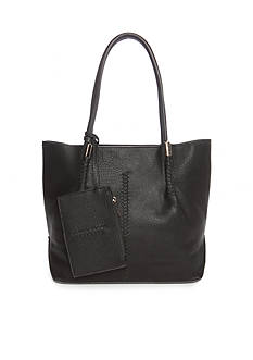 New Directions Large Tote with Whip Stitch