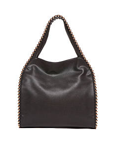 New Directions Gold Bead Trim Hobo
