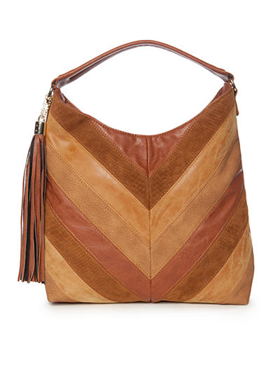 New Directions® Patchwork Hobo Bag