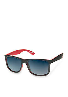 Saddlebred Classic Colored Temple Sunglasses