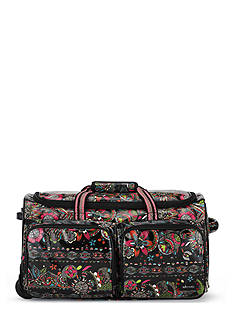 Sakroots Artist Circle Rolling Duffle