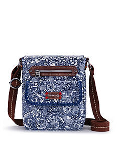Sakroots Artist Circle Small Flap Messenger