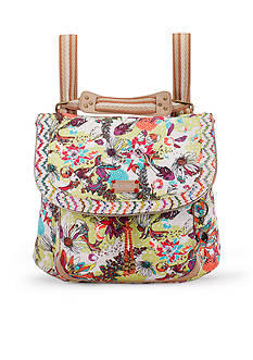 Sakroots Artist Circle Convertible Backpack