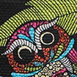 Sakroots: Neon Spirit Desert Sakroots Artist Circle Flap Crossbody Bag