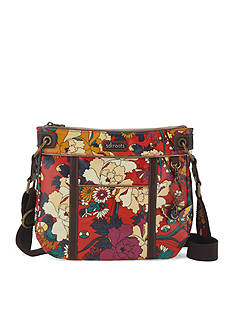 Sakroots Artist Circle Small Crossbody