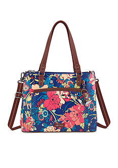 Sakroots Artist Circle Large Convertible Satchel