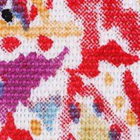 Handbags & Accessories: Sakroots Handbags & Wallets: Sweet Red Brave Beautiful Sakroots Artist Circle Zip ID Case