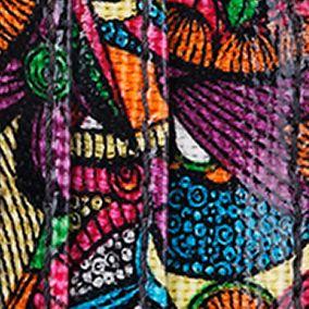 Handbags & Accessories: Sakroots Handbags & Wallets: Rainbow Spirit Desert Sakroots Artist Circle Zip ID Case