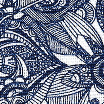 Handbags & Accessories: Sakroots Handbags & Wallets: Navy Spirit Desert Sakroots Artist Circle Zipper Journal