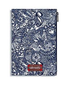Sakroots Artist Circle Zipper Journal