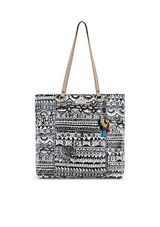 Sakroots Artist Circle N/S Shopper