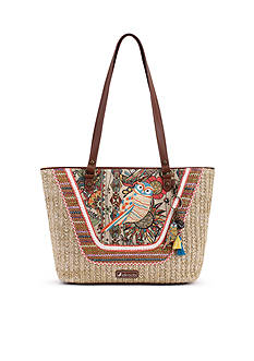 Sakroots Meadow Medium Satchel
