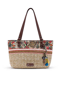Sakroots Ellis Small Satchel