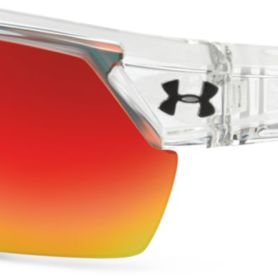 Designer Shades: Under Armour®: Crystal Clear Under Armour Igniter 2.0 Sunglasses