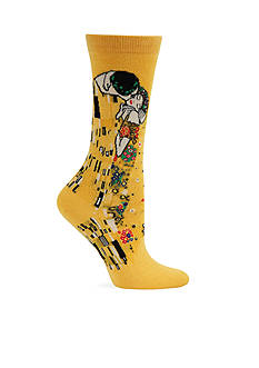 Hot Sox® The Kiss Crew Socks