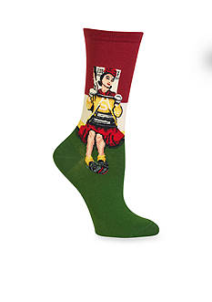 Hot Sox® Cover Girl Socks
