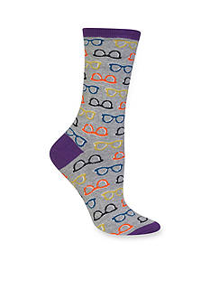 Hot Sox Sunglasses Crew Socks - Single Pair